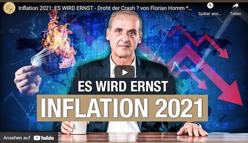Droht Inflation